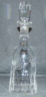 "Waterford Lismore Crystal Wine Decanter Waterford ""Lismore"" Cut Crystal Wine Decanter and Stopper. Measures 13"" tall. Condition is very good. No Damage at all. Serious inquires Please contact us. Click on Picture to see additional photos."