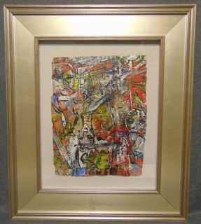 """Original Contemporary Oil Painting by Alexander Gore Original Oil Painting, Framed under glass by Russian Artist """"Alexander Gore"""". Artist signed and Dated 2014. Frame measures 28"""" tall x 24"""" wide. Condition is Excellent. No Damage. Several Shipping Options Available. Starting Bid $150. Auction Estimate $180 - $250."""