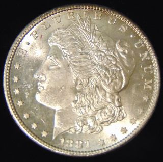 Morgan US Silver Dollar 1881-s Morgan US Silver Dollar. Dated 1881-s. Circulated. In House, Flat Rate Shipping on this item is $11.50. Insurance included. Starting Bid $20. Auction Estimate $50 - $60.