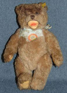 "VINTAGE STEIFF BEAR ""COSY TEDDY"" #4762730 Vintage Steiff Bear ""Cosy Teddy"". #4762730 . Condition is good. No Damage. Measures aprox 11"". Starting Bid $20. Auction Estimate $20 - $80."