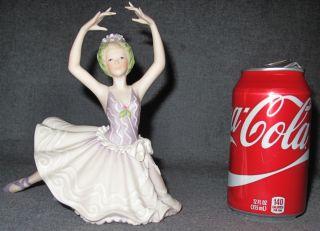 "Cybis Porcelain ""Kristina"" Figurine Cybis Porcelain ""Kristina"" Figurine. Measures 6-3/4"" tall. Condition is Excellent. Mint. No damage. Starting Bid $20. Auction Estimate $20 - $100."