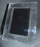 "Waterford Crystal Somerset 4 x 6 Picture Frame Waterford Crystal ""Somerset"" 4 x 6 Picture Frame. Frame measures 9"" tall x 7"" wide. Condition is very good. No damage at all. Starting Bid $40. Auction Estimate $50 - $80."