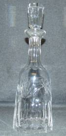 "Waterford Lismore Crystal Wine Decanter Waterford Lismore Crystal Wine Decanter and Stopper. Measures 13"" tall. Condition is very good. No Damage at all. Starting Bid $70. Auction Estimate $80 - $120."